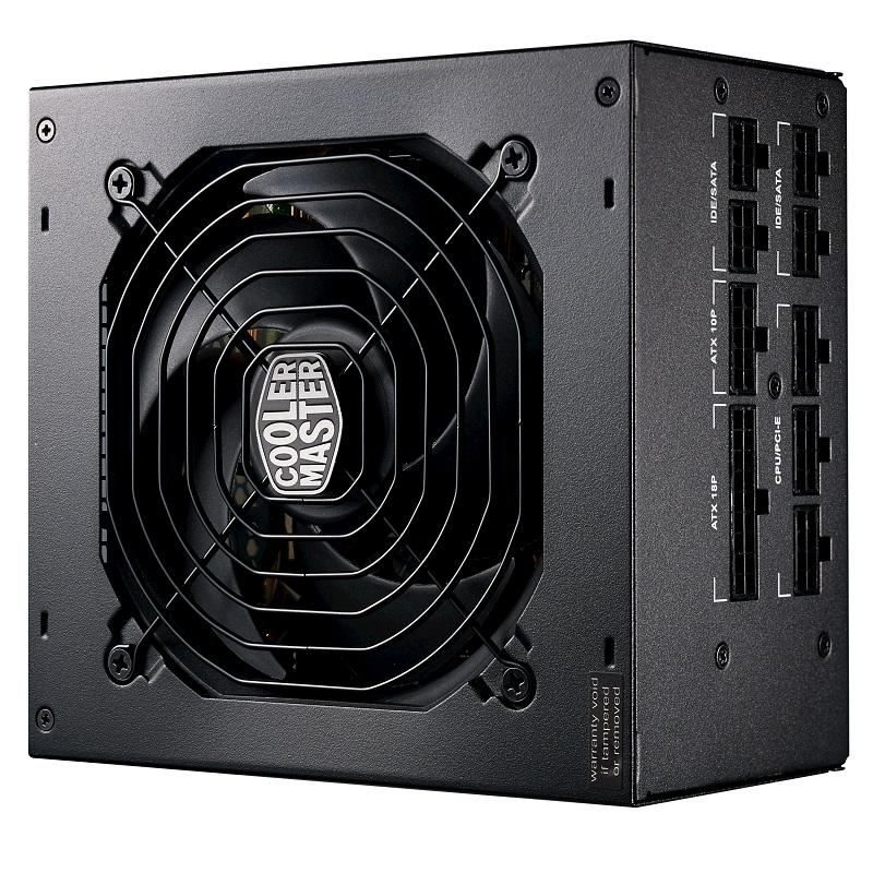 پاور کامپیوتر کولر مستر مدل MWE GOLD 650 منبع تغذیه    Cooler Master MWE GOLD 650 Fully Modular Computer Power Supply