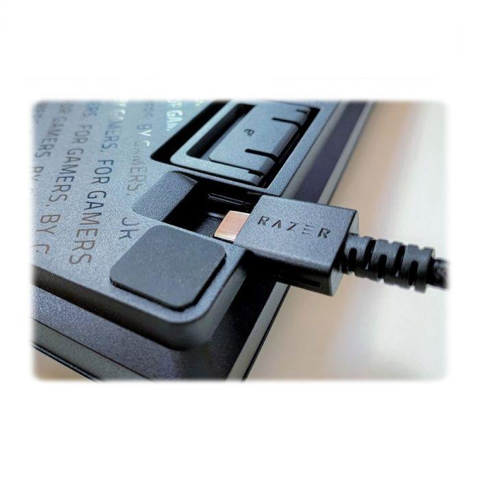 کیبورد مکانیکی بازی ریزر مدل Huntsman Tournament EditionHuntsman Tournament Edition Mechanical Keyboard