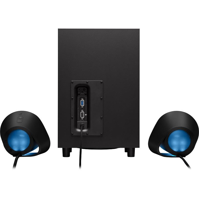 LOGITECH G560 LIGHTSYNC PC Gaming Speaker   اسپیکر مخصوص بازی لاجیتک مدل G560   اسپیکر لاجیتک مدل G560