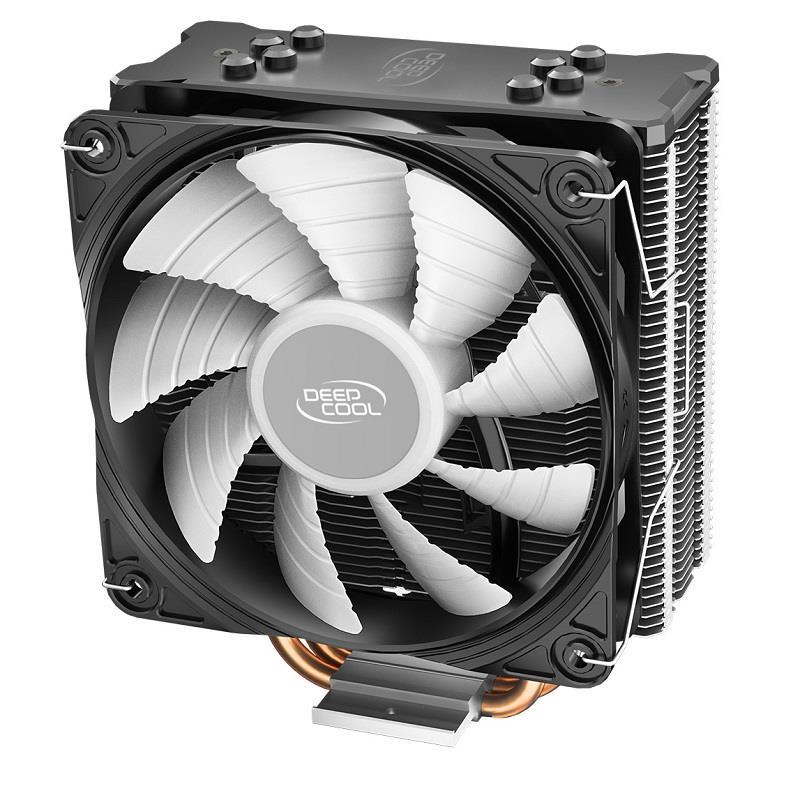 قیمت و خرید فن سی پی یو  دیپ کول مدل GAMMAXX GT V2 با قابلیت نور پردازی  DEEPCOOL GAMMAXX GT V2 RGB CPU Air Cooler