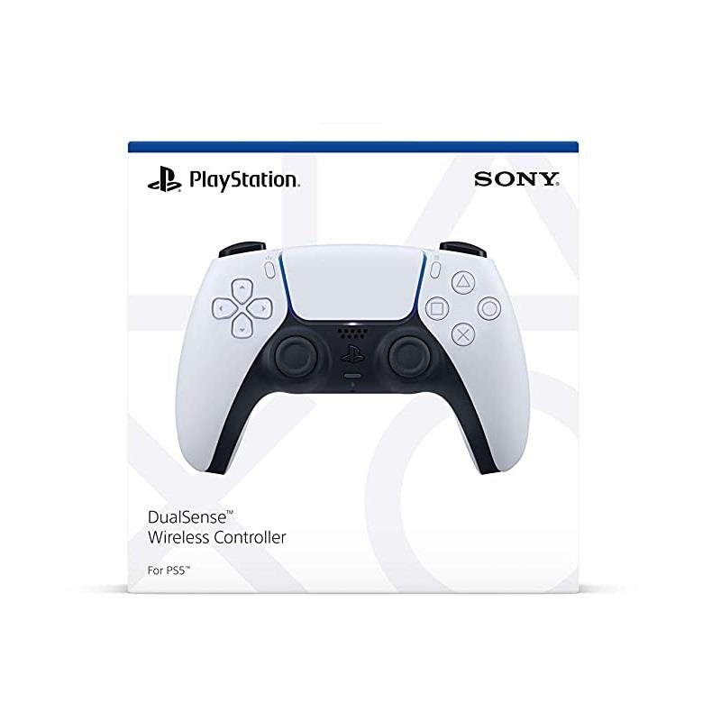 قیمت و خرید دسته بی سیم پلی استیشن 5 دوال سنس PlayStation 5 DualSense اورجینال و اصل   Sony PlayStation 5 DualSense Wireless Controller