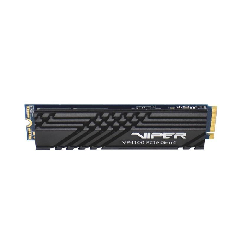 قیمت و خرید حافظه اس اس دی مدل VIPER VP4100 با حافظه 500 گیگابایت    Patriot VIPER VP4100 PCIe M.2 500GB Internal SSD