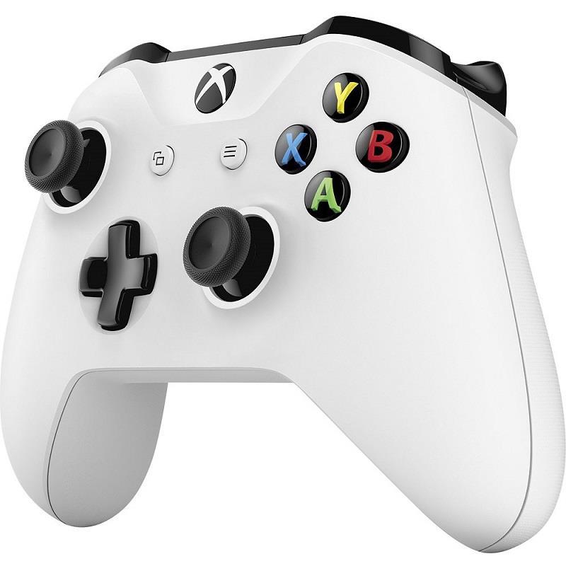 خرید کنترلر Xbox One S - سفید رنگ  قیمت دسته بازی ایکس باکس وان اس  Microsoft Xbox One S Wireless Controller