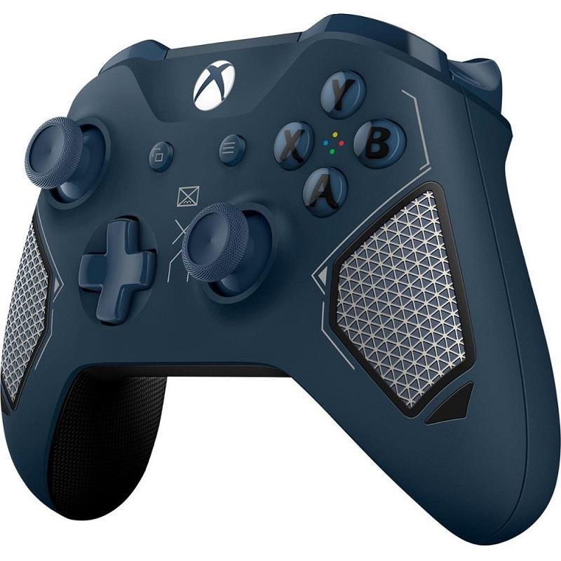 خرید کنترلر Xbox One - رنگ سبز/خاکستری  قیمت دسته بازی ایکس باکس وان   اتصال دسته ایکس باکس به کامپیوتر