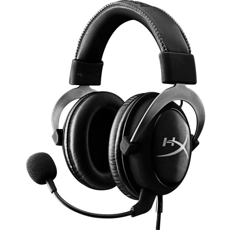 قیمت و خرید هدست هایپرایکس مدل Cloud II Pro با پارت نامبر KHX-HSCP-GM و KHX-HSCP-RD گارانتی فوپ  HyperX Cloud II Pro Wired Gaming Headset