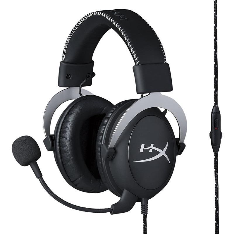 قیمت و خرید هدست گیمینگ کامپیوتر هایپرایکس مدل Cloud Pro با پارت نامبر HX-HSCL-SR/NA گارانتی فوپ  HyperX Cloud Pro Gaming Headset