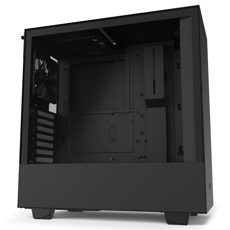 قیمت و مشخصات فنی کیس ان زد ایکس تی مدل h510 با گارانتی فوپ     NZXT H510 MID-TOWER CASE
