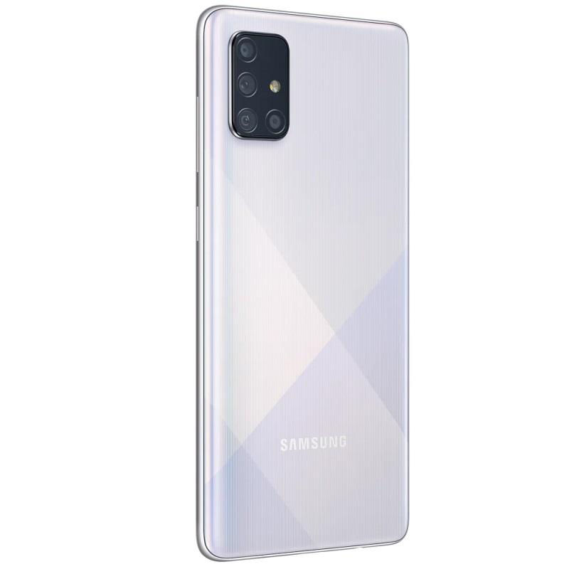 قیمت و خرید موبایل سامسونگ مدل A71 دو سیم کارت مشخصات فنی و قیمت گلکسی A71 سامسونگ  Samsung Galaxy A71 Dual SIM 128GB Mobile Phone