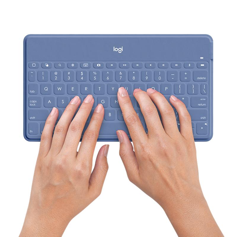 قیمت و خرید کیبورد لاجیتک مدل KEYS-TO-GO با گارانتی اصلی  LOGITECH KEYS-TO-GO Ultra-light, Ultra-Portable Standalone Wireless Bluetooth Keyboard