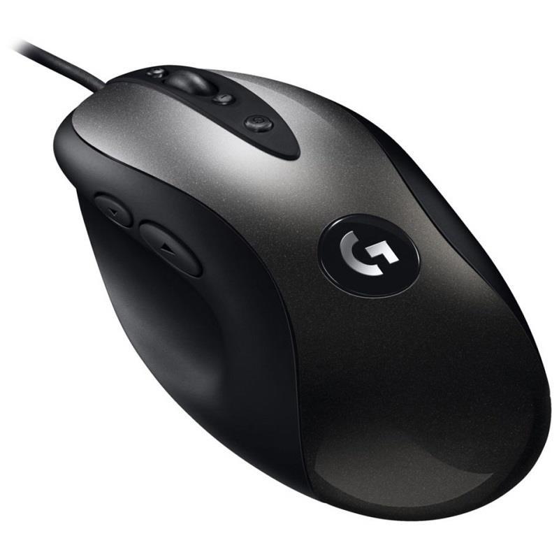 Logitech MX518 HERO Gaming Mouse  موس گیمینگ و ومخصوص بازی لاجیتک مدل MX518  اصل www.fopit.ir