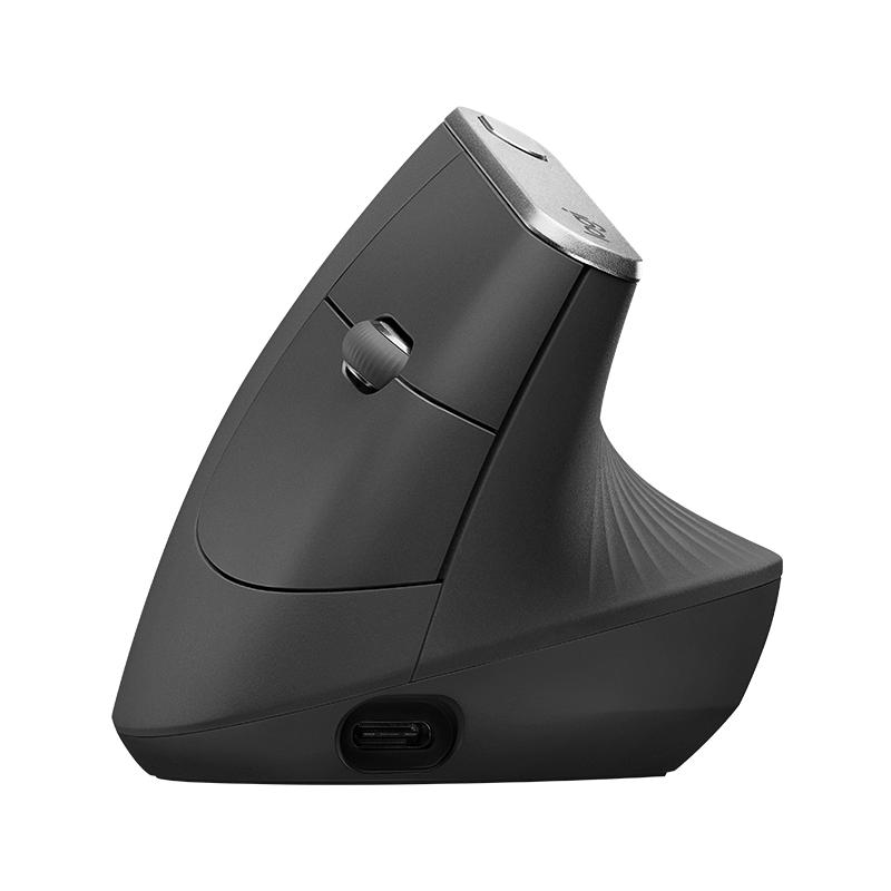 قیمت و خرید ماوس ارگونومیک لاجیتک مدل MX VERTICAL با گارانتی اسپیرو LOGITECH MX VERTICAL Advanced Ergonomic Mouse