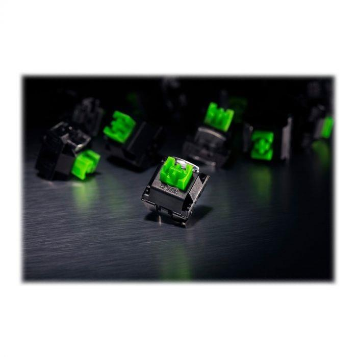 Razer Blackwidow Green  Switch Mechanical Gaming Keyboard