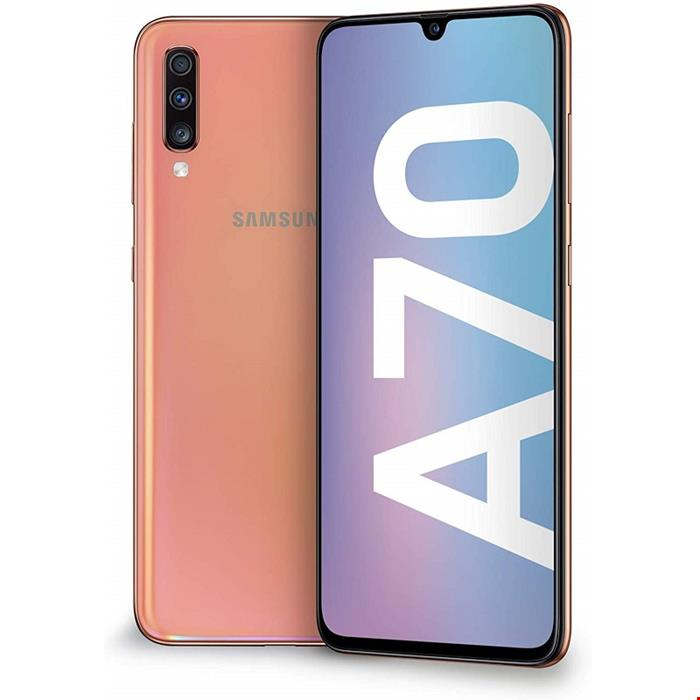 SAMSUNG Galaxy A70 Dual SIM 128GB Mobile Phone
