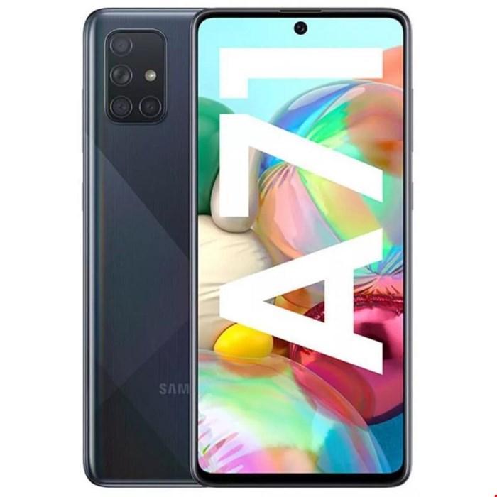 Samsung Galaxy A71 Dual SIM 128GB Mobile Phone