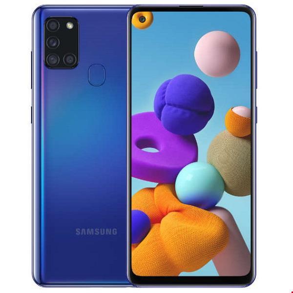 Samsung Galaxy A21S Dual SIM 64GB Mobile Phone