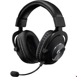 Logitech G PRO X DTS Headphone with Blue VO!CE Mic Filter Tech and LIGHTSPEED Wireless Gaming Headset