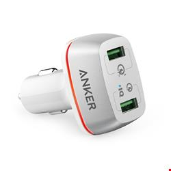 ANKER A2224 PowerDrive+ 2 Ports Car Charger