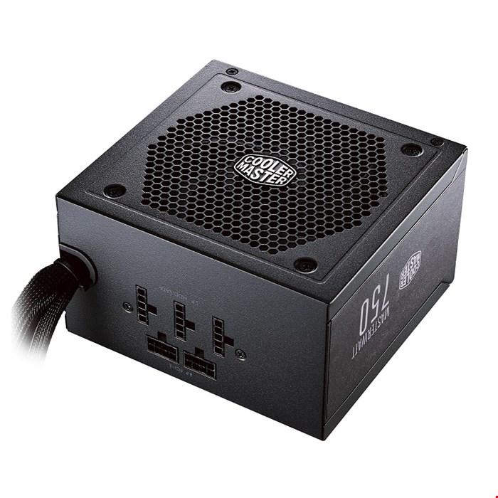 COOLER MASTER MASTERWATT 750 SEMI MODULAR COMPUTER POWER SUPPLY