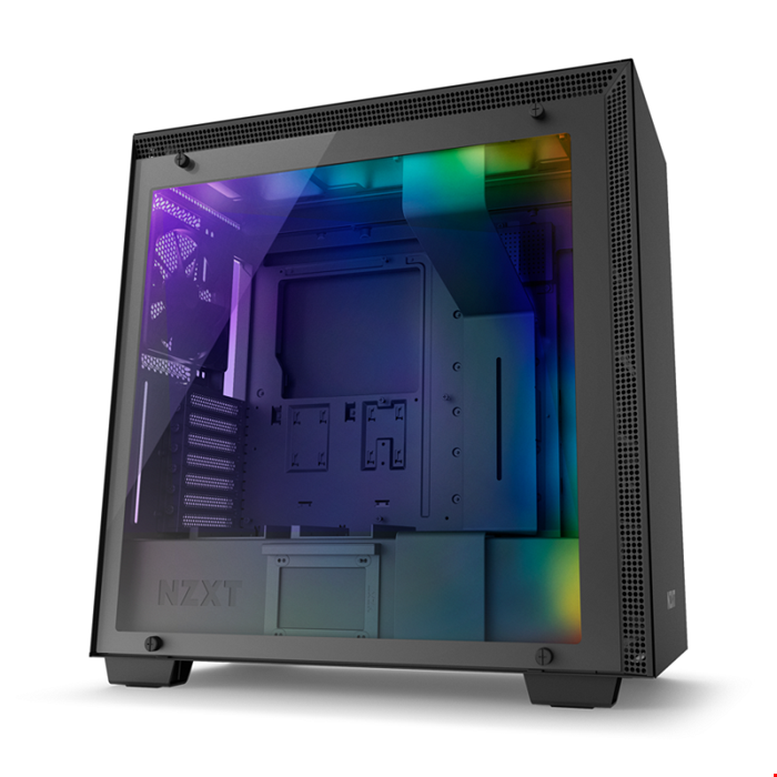 NZXT H700I ATX MID-TOWER CASE